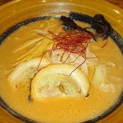 炎の味噌ラーメン 炎神の写真