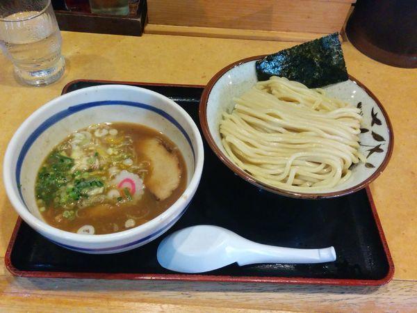 「つけ麺780円」@常勝軒 千葉本店の写真
