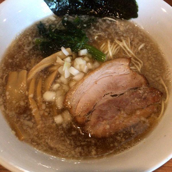 「ラーメン 500円」@麺&cafe Coi.Coi.の写真