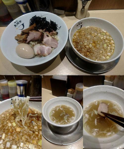 「『特つけ麺(¥1050)』を中油で…」@麺工 豊潤亭の写真