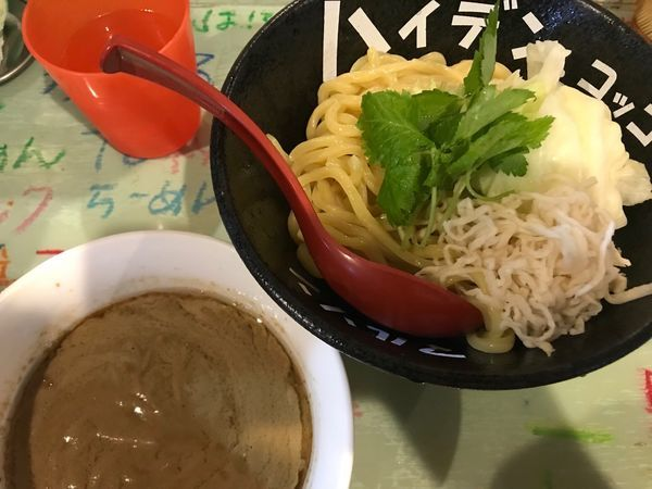 「つけ麺」@つけ麺屋 丸孫商店の写真