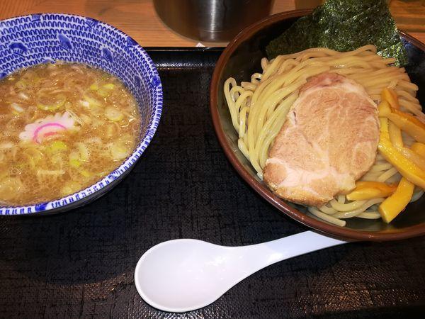 「つけ麺」@舎鈴 池袋東口店の写真