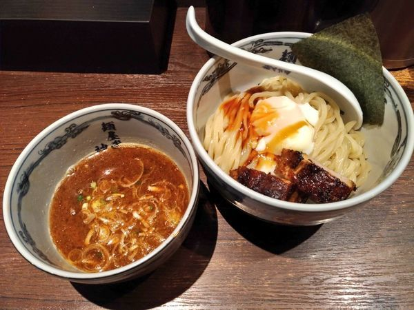 「神山つけ麺」@麺屋武蔵 神山の写真