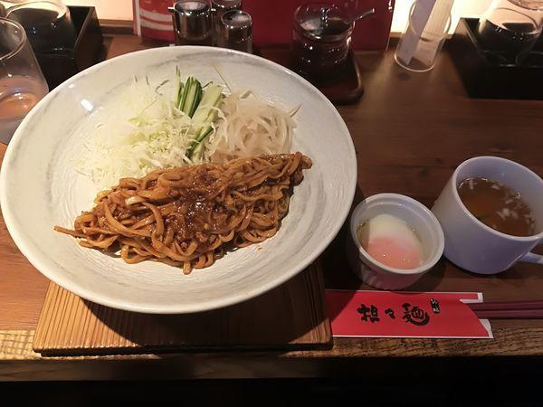 「8/11 正宗担々麺750円」@担々麺 錦城 住吉店の写真