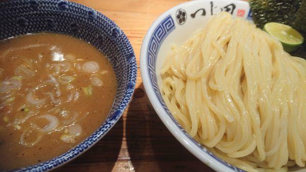 「つけ+大盛り」@つじ田 神田御茶ノ水店の写真