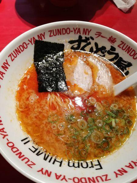 「元味ホットラーメン」@ラー麺 ずんどう屋 総本店の写真
