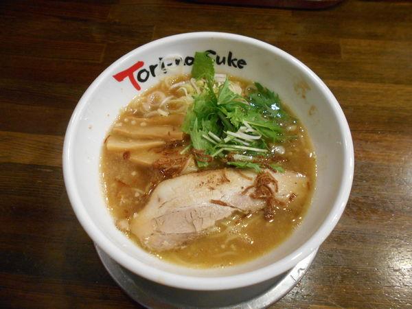 「鶏醤油」@とりの助 大田店の写真