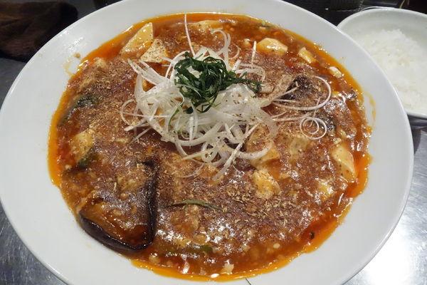 「麻婆麺」@麺屋 愛心 TOKYO 町屋店の写真