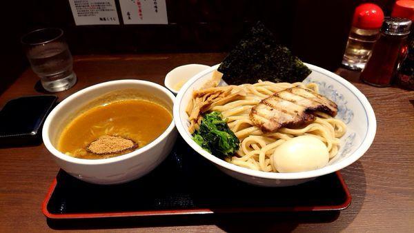 「味玉盛りそば大盛」@麺屋こうじの写真