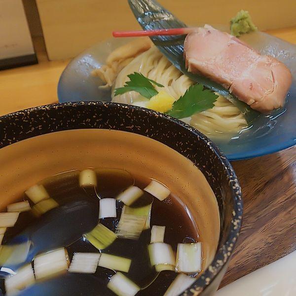 「【期間限定】冷柚子つけそば」@IRUCA-Tokyo-の写真