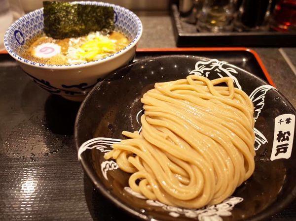 「濃厚つけめん 並…920円」@松戸富田麺絆の写真