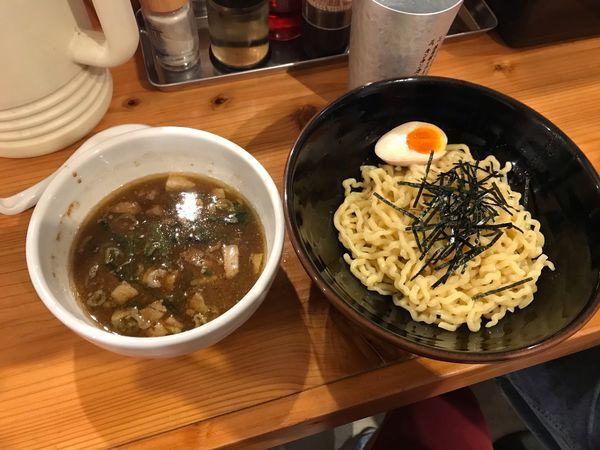 「つけ麺」@横浜らーめん ねぎし家の写真