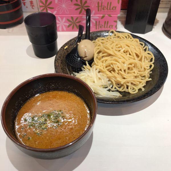 「冷し肉醤麺」@蒙古タンメン 中本 立川店の写真