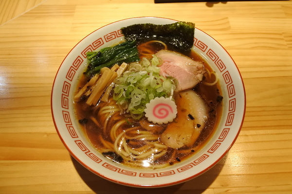 「必道そば¥750」@麺屋 必道の写真