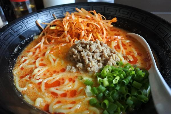 「【夏季限定】冷やし担々麺¥850」@胡麻らーめん 極の写真