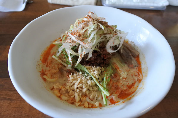 「【数量限定】冷やし坦々麺¥850」@ラーメン 和なりの写真