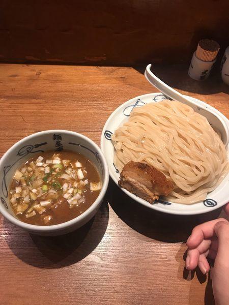 「濃厚つけ麺(400g)」@麺屋武蔵 新宿本店の写真