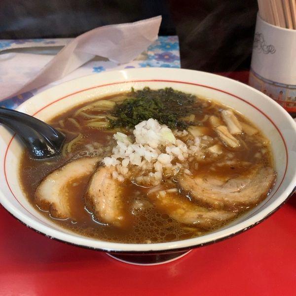 「チャーシューメン」@ラーメン食堂 8番亭の写真