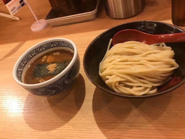 「つけ麺 並」@つけ麺専門店 三田製麺所 虎ノ門店の写真