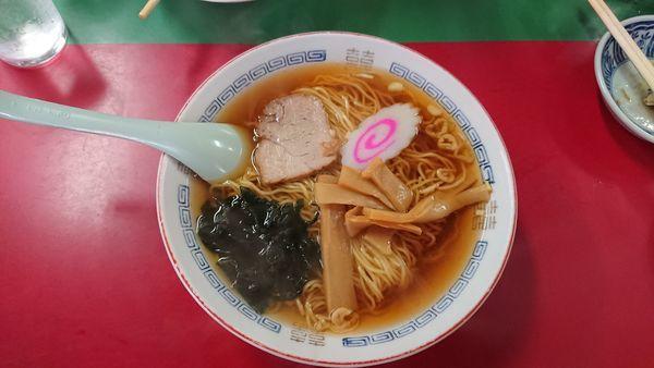 「中華そば 400円」@中華料理 貴陽軒の写真