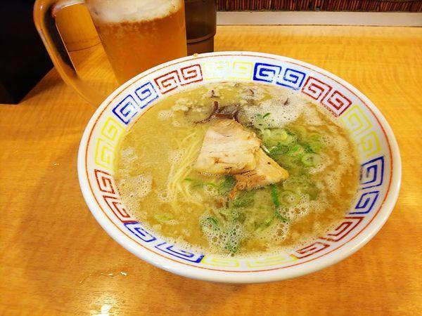 「ラーメン」@麺屋 福芳亭の写真