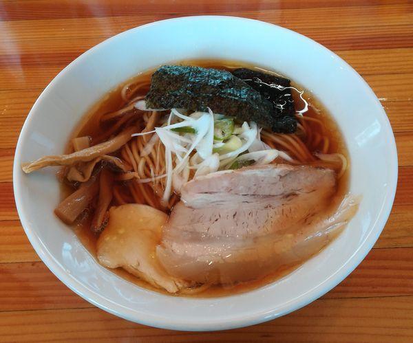 「中華そば」@中華そば 田中製麺の写真