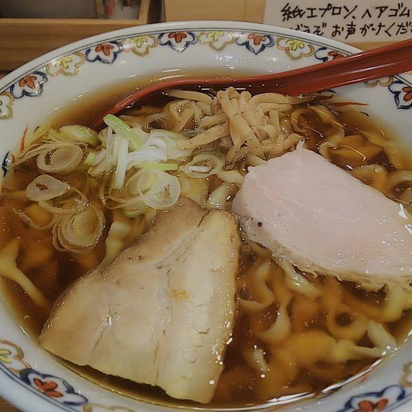 「醤油」@くじら食堂 nonowa東小金井店の写真