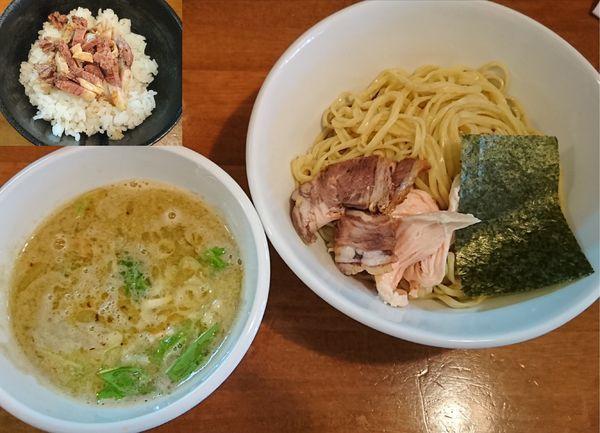 「つけ麺(塩)¥750」@自家製麺ラーメンKの写真