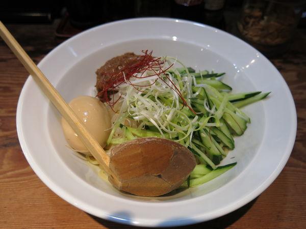 「ジャージャー麺(季節限定):780円」@無双 赤坂店の写真