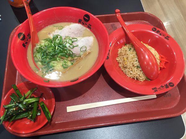 「こってり」@天下一品 イオンモール京都五条店の写真