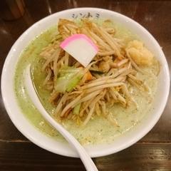 極濃湯麺シントミ 本庄インター店の写真