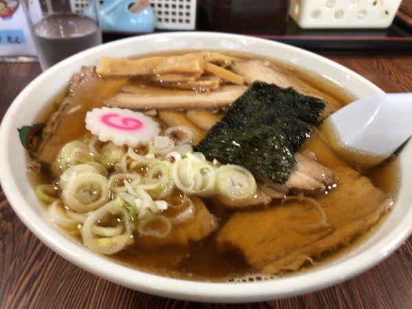 「チャーシュー麺」@本家 大みなと 味平の写真