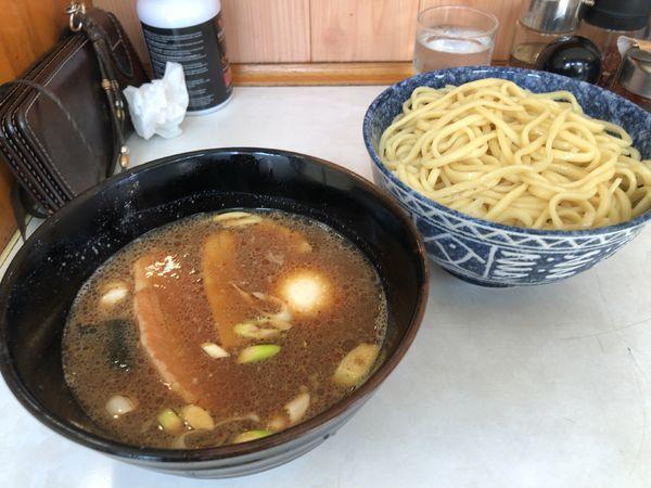 「トロ肉もりそば」@浦和大勝軒の写真