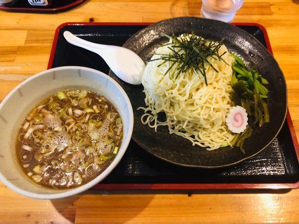 「つけ麺 中盛り」@魚介醤油らーめん 和屋の写真