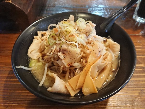 「すた麺 760円」@麺屋さくらの写真