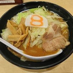 8番ラーメン 富山駅店の写真