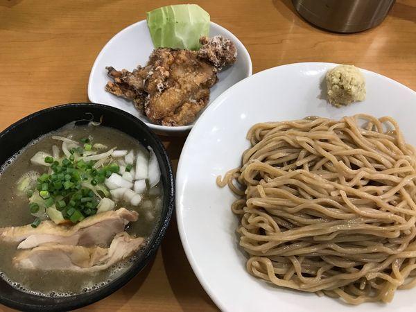 「【夏季限定】つけタンメン  850円」@麺や 遊大の写真
