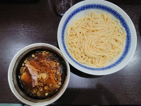 「つけ麺(中)」@中華そば べんてんの写真