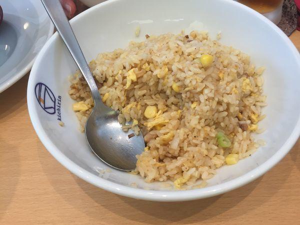 「チャーハン」@らぁ麺食堂 吉凛の写真