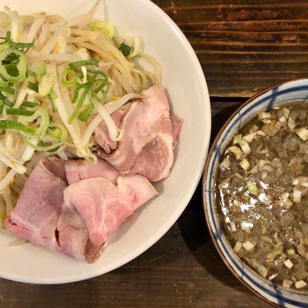 「煮干しつけ麺 300g (930円)」@チュウカソバ キミイロの写真