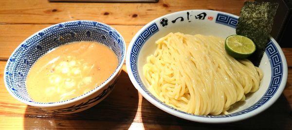 「濃厚つけ麺」@つじ田 神田御茶ノ水店の写真