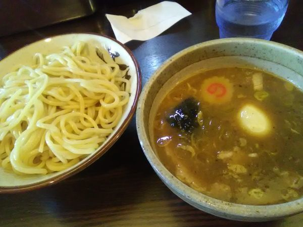 「もりそば少なめ700円」@東池袋大勝軒 しのやの写真