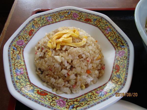 「炒飯」@中華料理 日華の写真