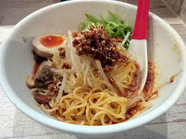 「【限定】冷やし担々麺 ¥850」@麺屋 誉の写真