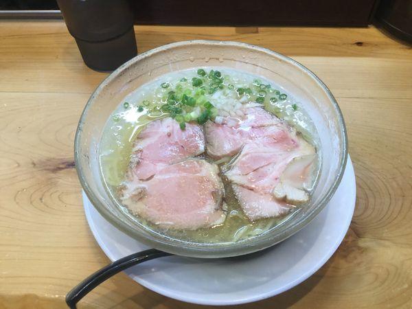「【期間・数量限定】鯛出汁冷やしそば(¥850)」@中華そば おしたにの写真