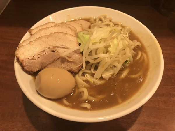 「特製ラーメン」@麺屋 づかちゃんの写真