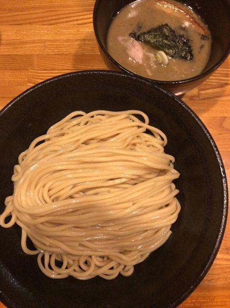 「煮干しつけ麺(中)850円」@麺屋 ひな多の写真