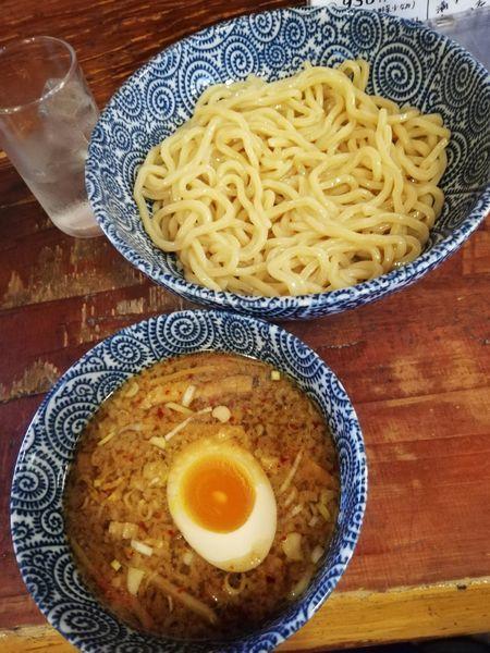「つけ麺」@つけ麺本舗 一億兆の写真
