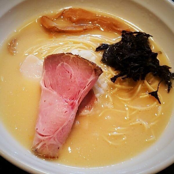「純鯛蕎麦 850円」@七福軒の写真