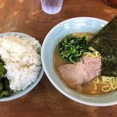 横浜ラーメン 武蔵家 船橋店の写真